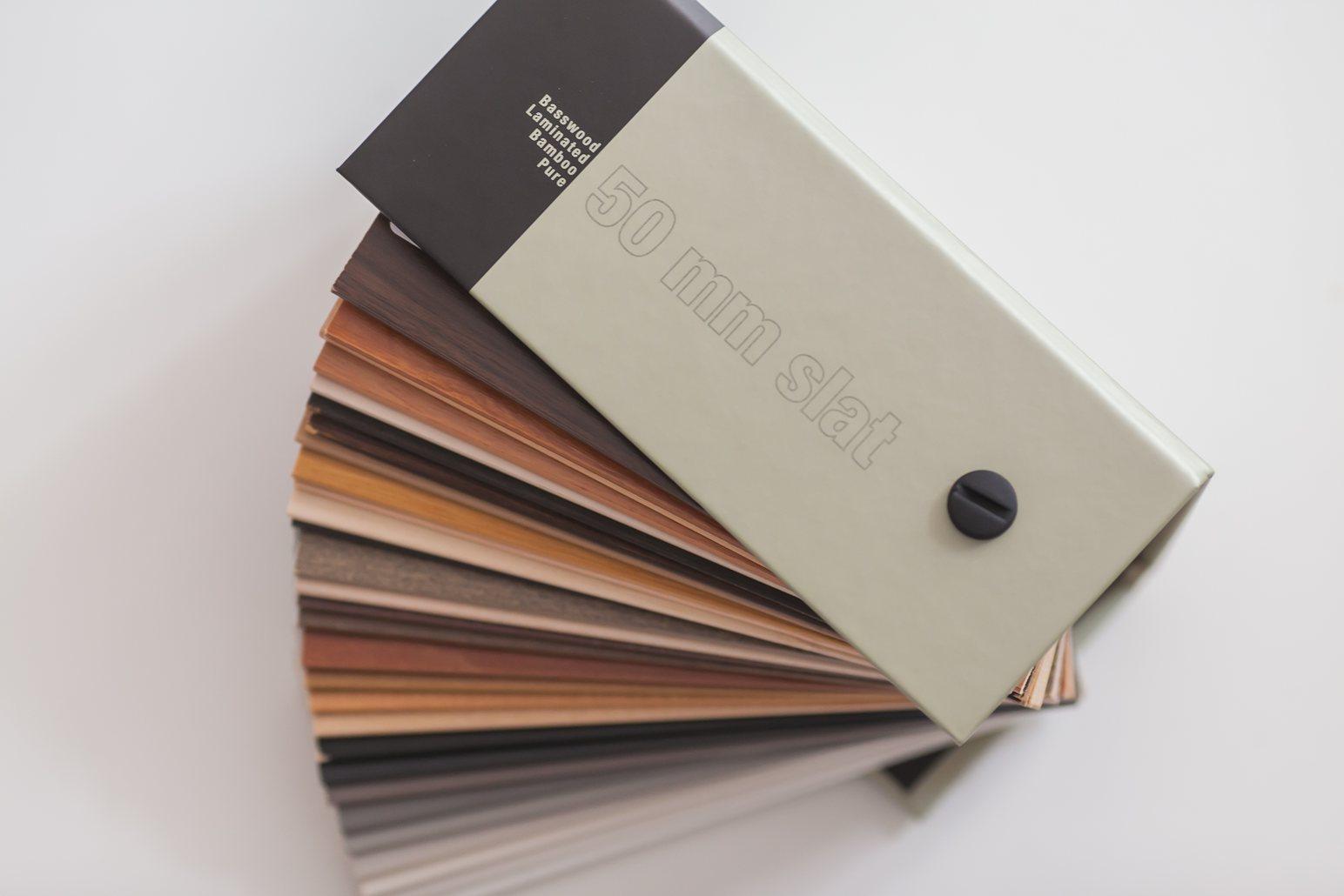 Nowe wzorniki kolorów żaluzji już dostępne!