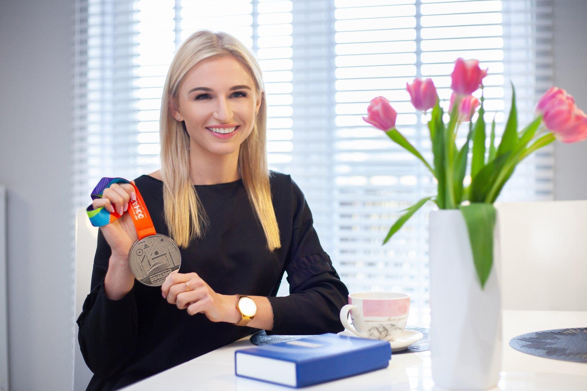 Dom to mój azyl – rozmowa ze sprinterką Małgorzatą Hołub-Kowalik