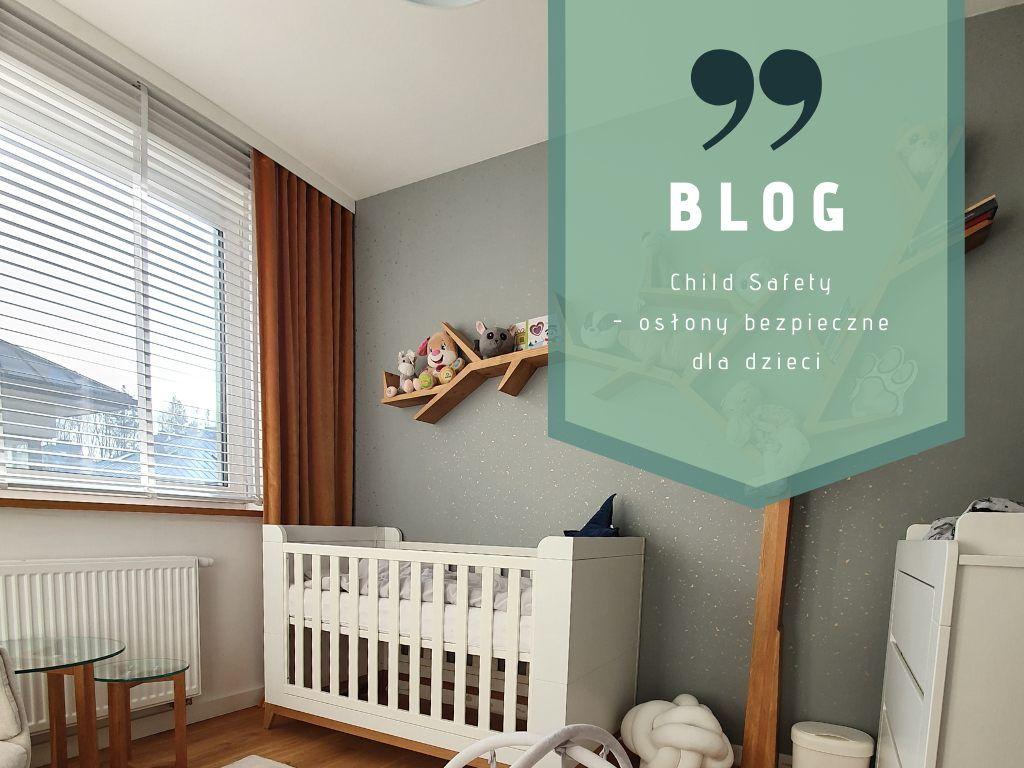 Child Safety – osłony bezpieczne dla dzieci