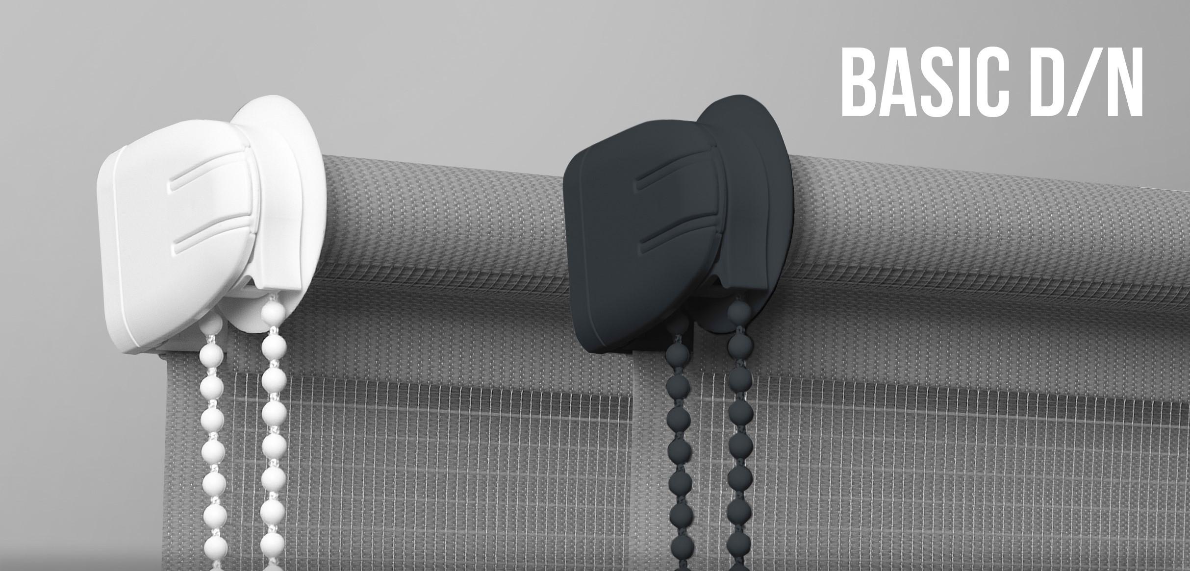 New version of the Zonda Basic DN roller blind